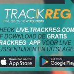 Nieuw TrackReg app